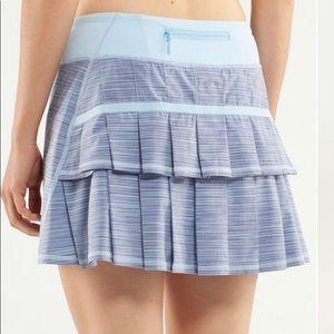 Lululemon Run: Pace Setter Skirt Size 6